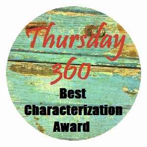 new thursday 360 best characterization award